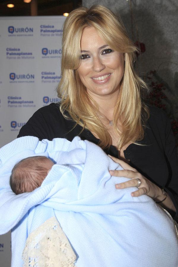 """Carolina Cerezuela ha sido jurado de """"Tu cara me suena"""" casi hasta el final de su embarazo."""