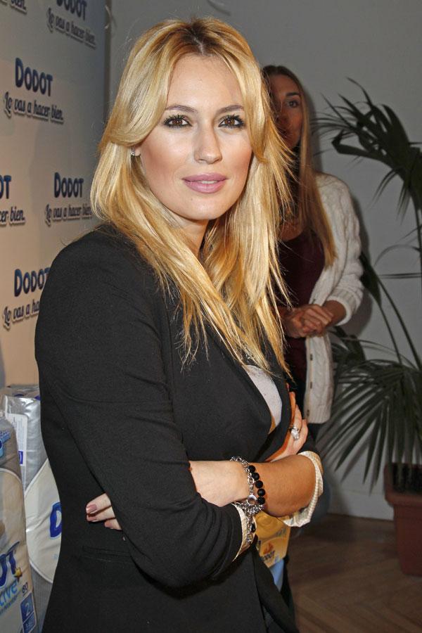 Carolina Cerezuela cumplió 33 años el 14 de enero.