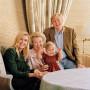 amalia con ss padres y su abuela beatriz