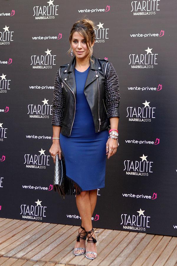 La diseñadora de joyas Elena Tablada