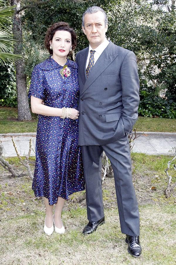 José Luis García-pérez y Cristina Brondo