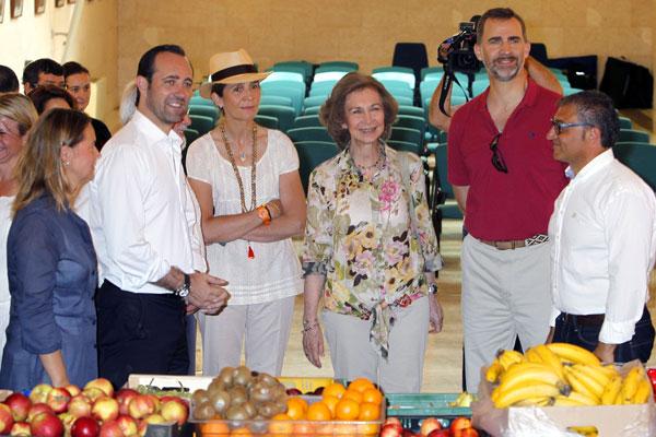 familia-real-en andraitx