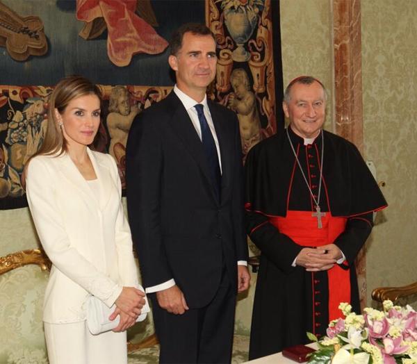 felipe-y-letzia-vaticano