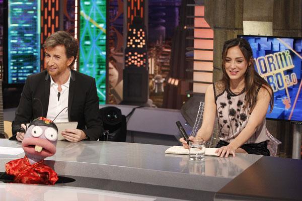 Tamara Falcó y Mario Vaquerizo en El hormiguero
