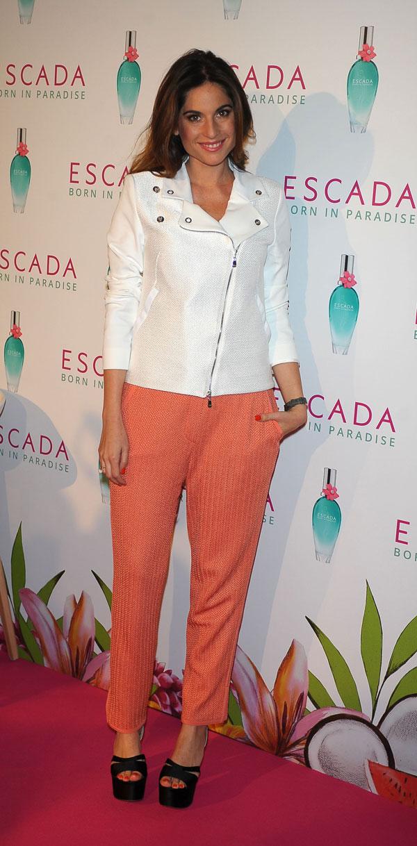 Lourdes Montes imagen Escada
