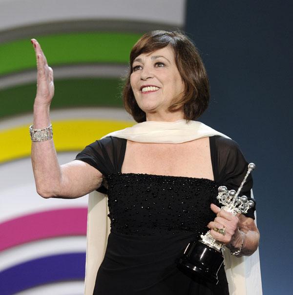 Carmen Maura Premio Donostia