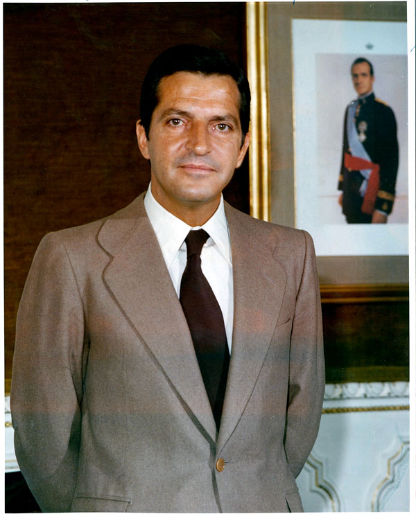 Adolfo Suárez, una figura irrepetible