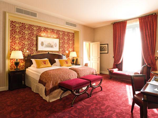 le grand hotel paris
