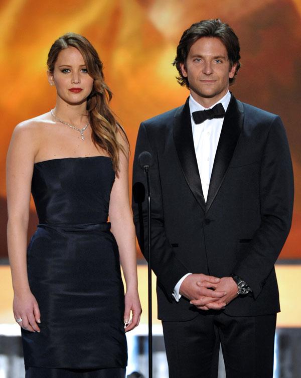 Jennifer lawrence Bradley Cooper Sindicato de Actores