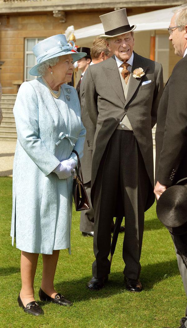 Isabel de Inglaterra y Felipe de Edimburgo