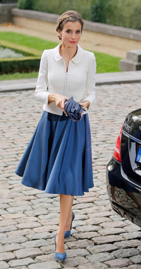 letizia-falda-azul