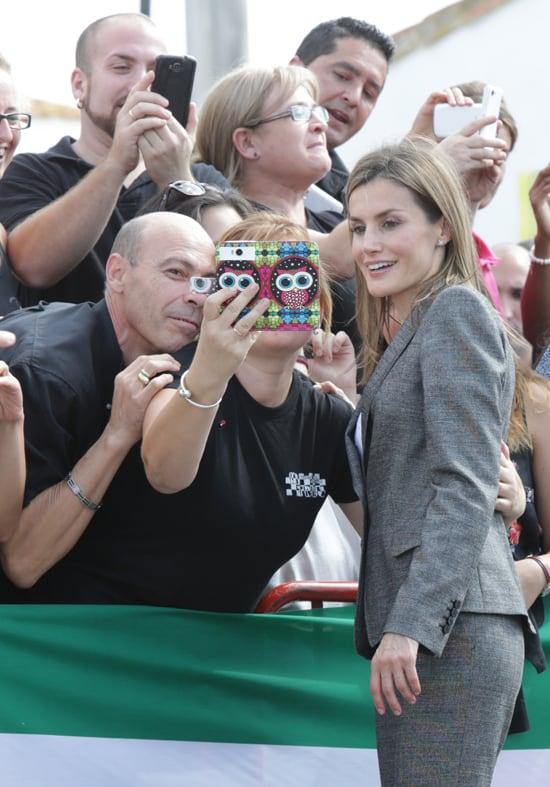 letizia-selfie