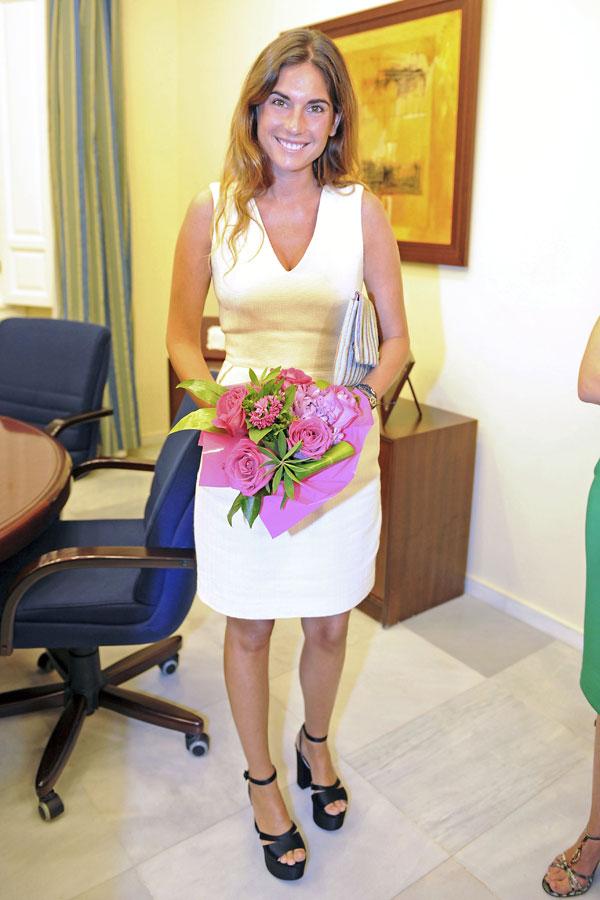 Eugenia carranza vestidos de novia