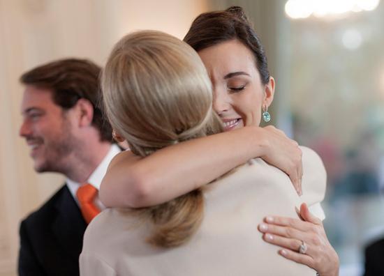 la-novia-con-su-madre