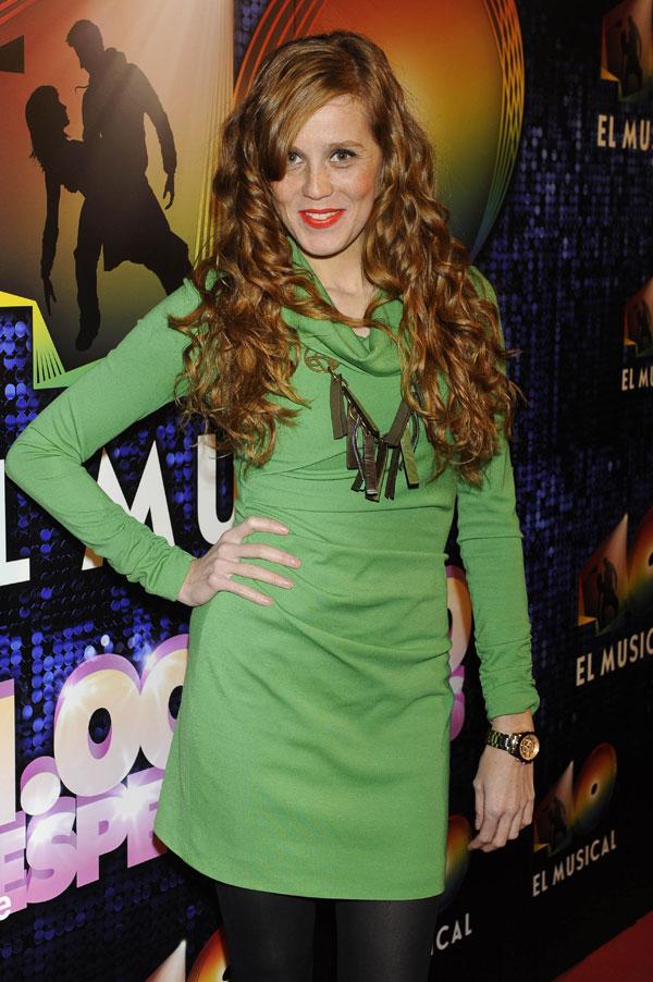 María Castro en 40 El Musical