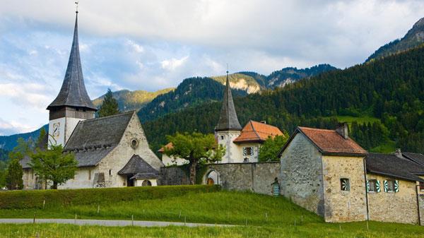 monasterio rougemont