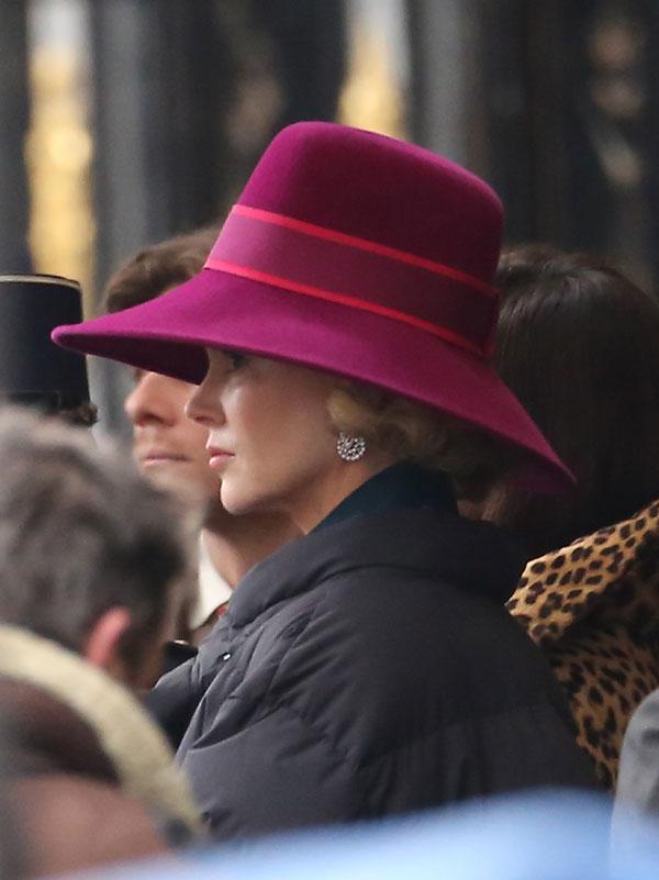 Nicole Kidman rueda Grace de Mónaco en París