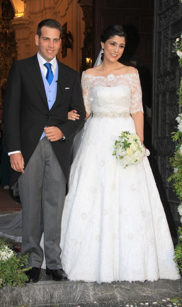 boda hermana paloma cuevas