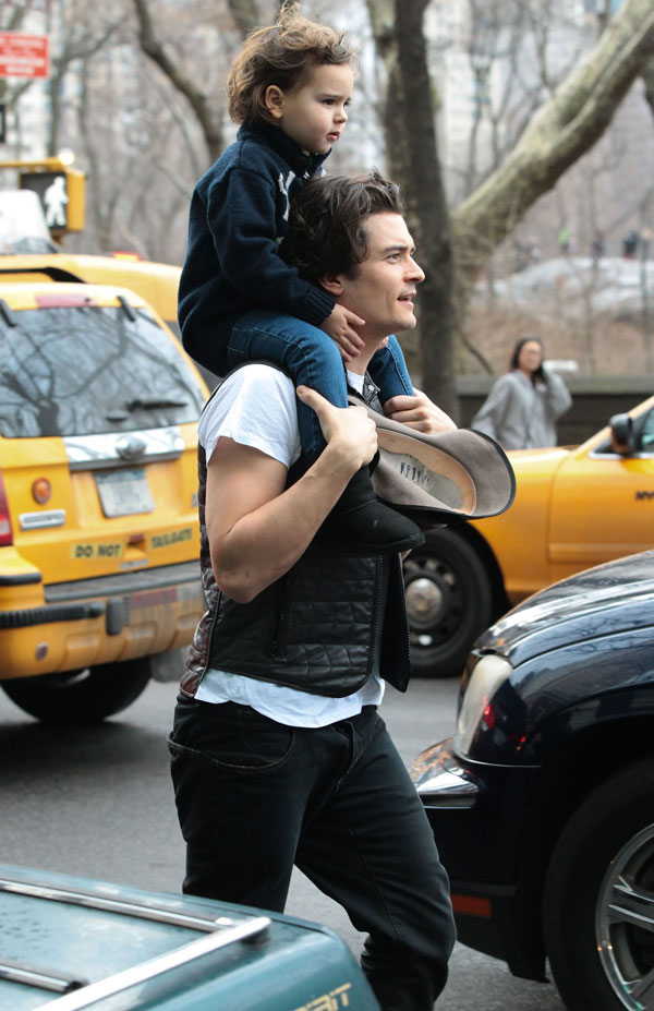 orlando bloom y flynn