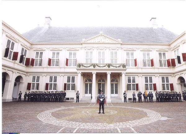 palacio de noordeinde