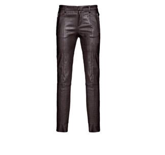 Cómo combinar con estilo tus pantalones de cuero