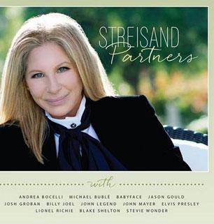 Barbra Streisand vuelve como número 1