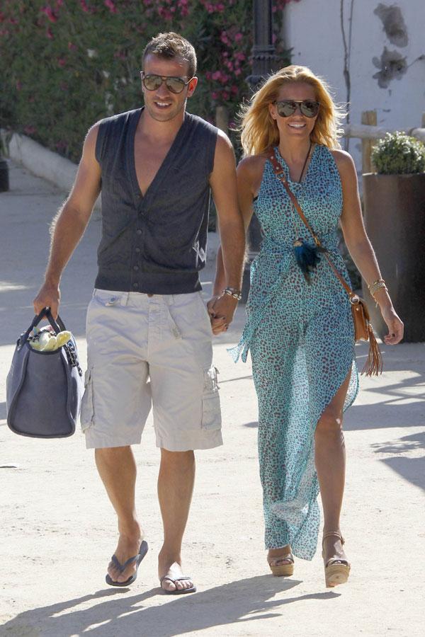 Rafael y Sylvie este verano en unas vacaciones en Marbella