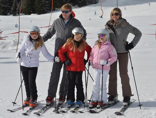 reyes-y-princesas-esquiando