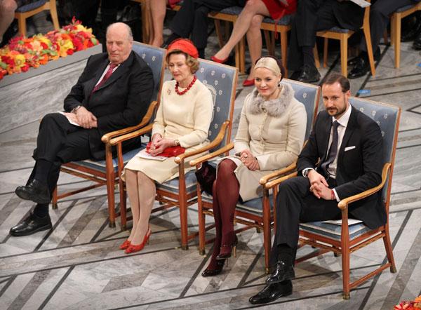 los-reyes-y-los-principes-de-noruega