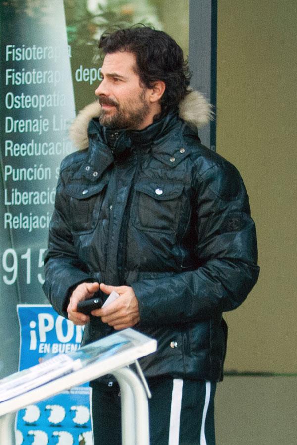 A sus 37 años, Rodolfo Sancho tiene una carrera muy consolidada.