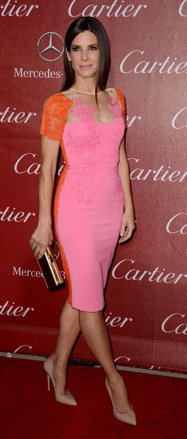 Sandra Bullock en los Premios Palm Springs 2014