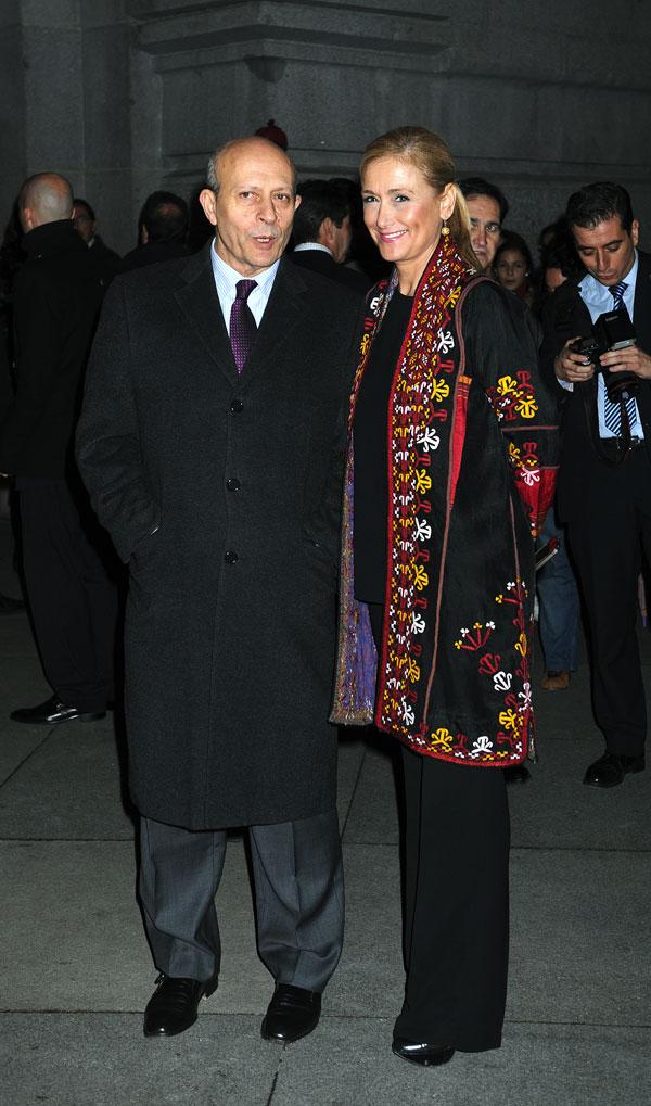 José Ignacio Wert y Cristina Cifuentes
