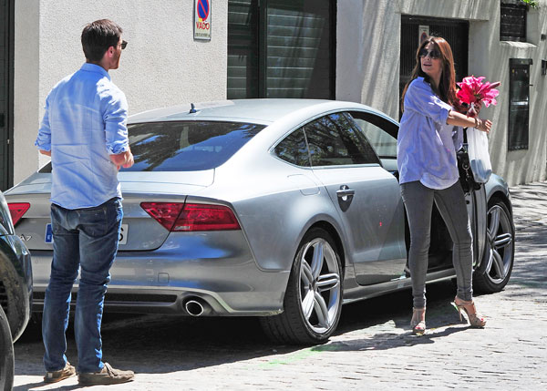 xabi alonso y nagore